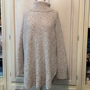 Free People Wool & Linen Blend Pullover Sweater